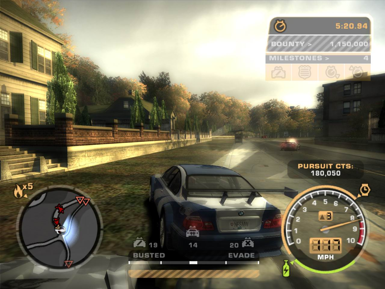 Need For Speed Most Wanted Game Free Download - All ...