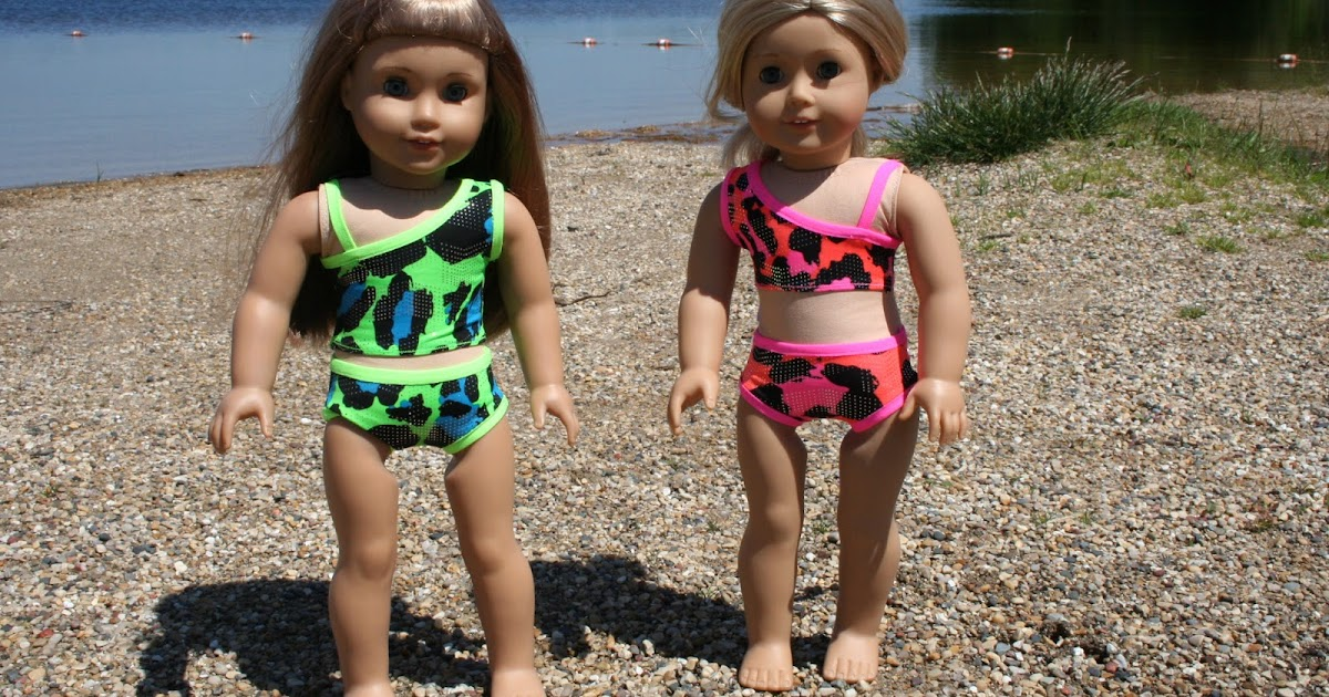 Bikini for American Girl Doll