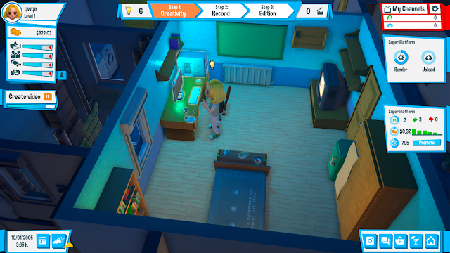 Download Youtubers Life v0.7.14