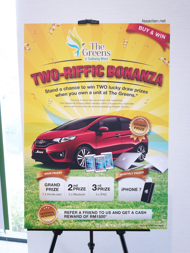 """Two-Riffic Bonanza"" Lucky Draw Campaign - BUY & WIN!"