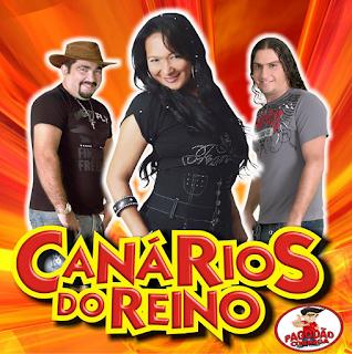 CANARIOS DO REINO - CD ESPECIAL DE SÃO JOÃO [2016]