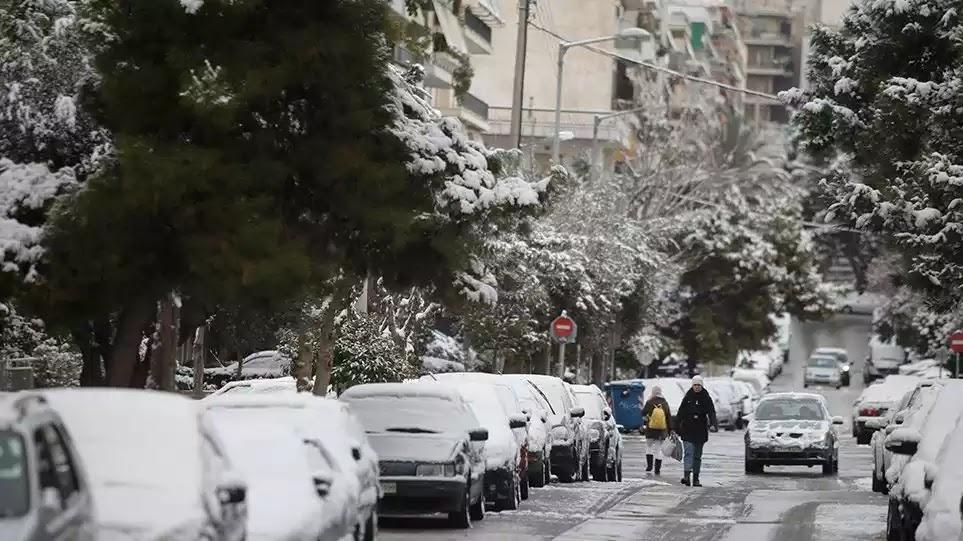 Καλλιάνος: Έρχεται η ισχυρότερη μέχρι στιγμής κακοκαιρία για τον φετινό χειμώνα