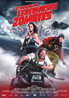 Watch Attack of the Lederhosen Zombies (2016) movie free online