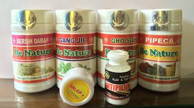 Agen Jual Obat Herbal De Nature