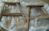 jak odnowić fotel PRL