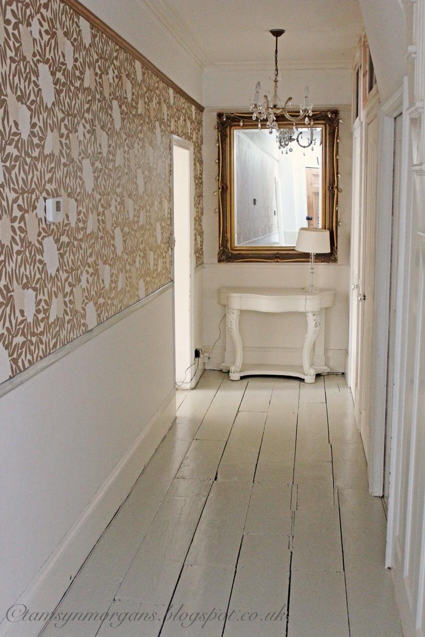 My Hallway DIY Project... | The Villa on Mount Pleasant