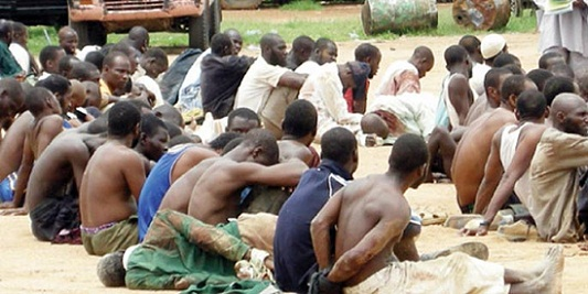 Court Convicts 113 Boko Haram Members