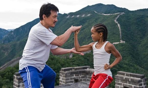 Filme Karate Kid Tira Casaco