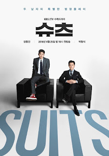 Drama Korea Suits Episode 9 Subtitle Indonesia