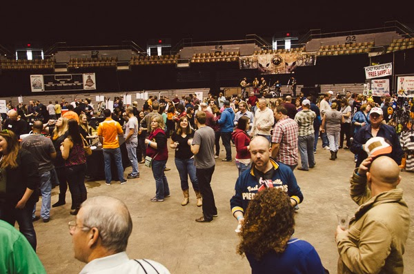 Beer, Bourbon and BBQ Festival in Nashville Tennessee