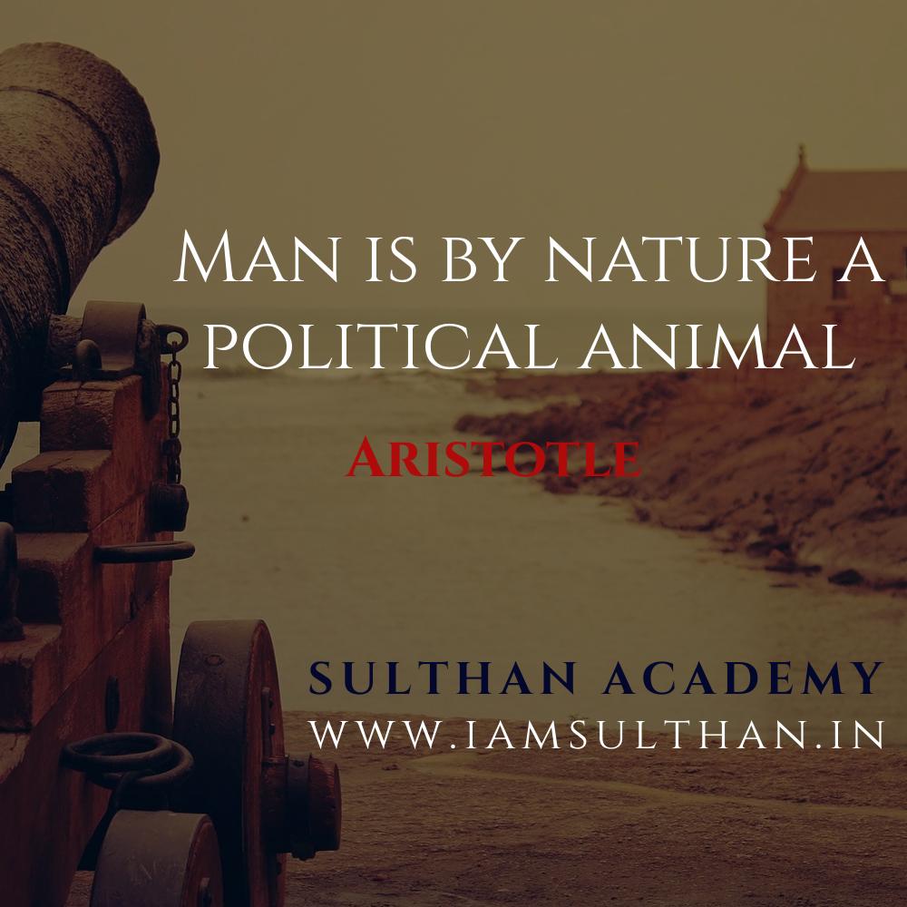 aristotle political animal