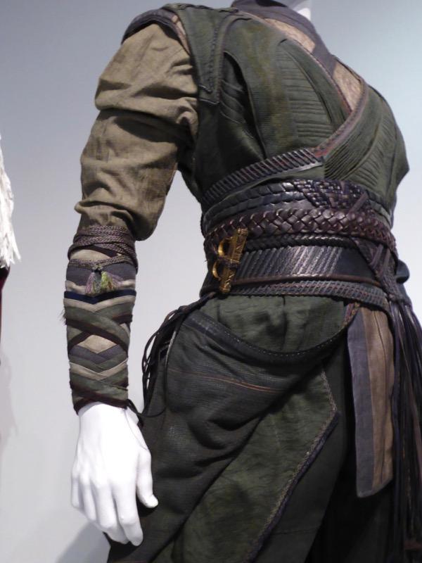Mordo Doctor Strange costume detail