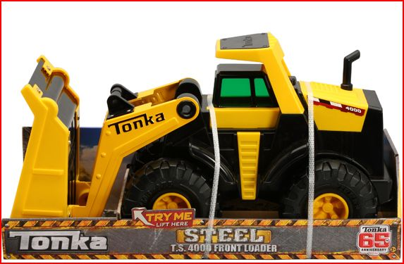 Tonka Steel Front End Loader Truck Review Amp Giveaway