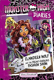 MH MH Diaries: Clawdeen Wolf and the Freaky-Fabulous Fashion Show Media