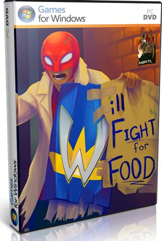 Will Fight for Food PC Full Theta Descargar 1 Link