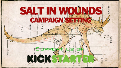 Salt in Wounds Kickstarter is Live!