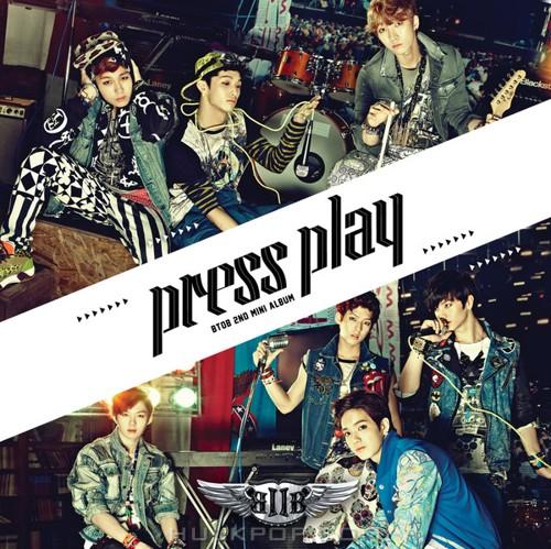 BTOB – Press Play – EP (FLAC + ITUNES PLUS AAC M4A)