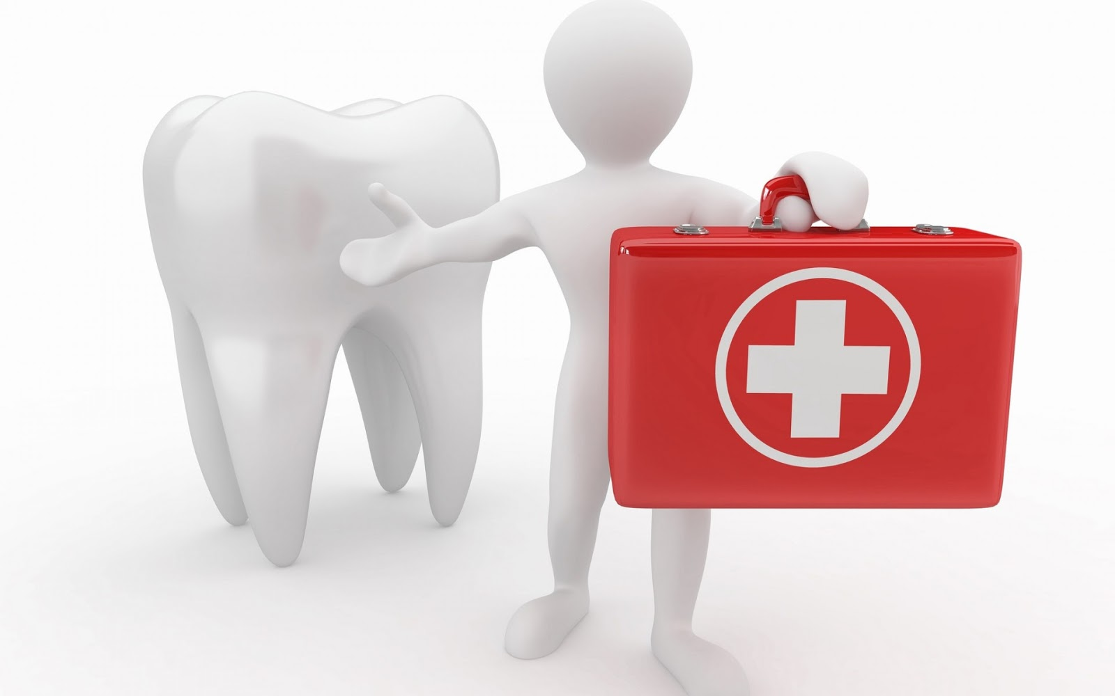 3D Tooth Doctor Dentist Wallpapers