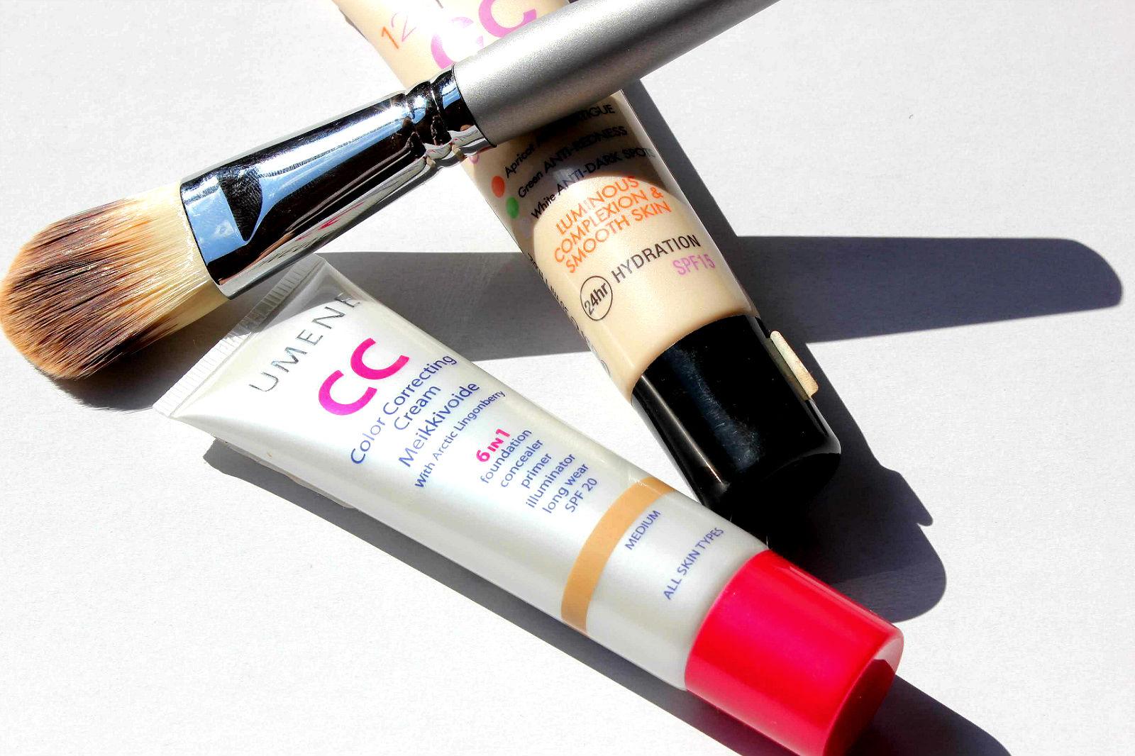 Отзыв: Идеальная кожа. СС-крем для лица Lumene CC Color Correcting Cream #medium. Сравнение LUMENE VS BOURJOIS.