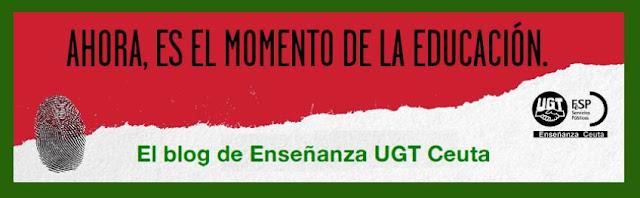 Blog Enseñanza UGT Ceuta