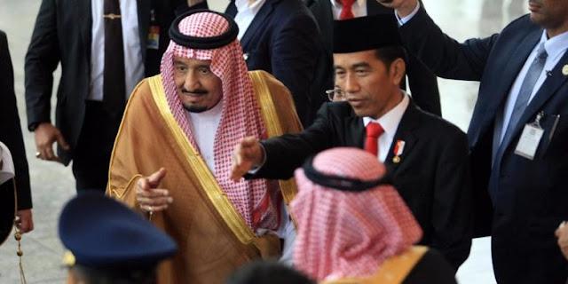 Berkunjung di Gedung DPR, Raja Salman Punya Satu Permintaan Khusus