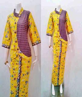 baju pramugari batik airlines