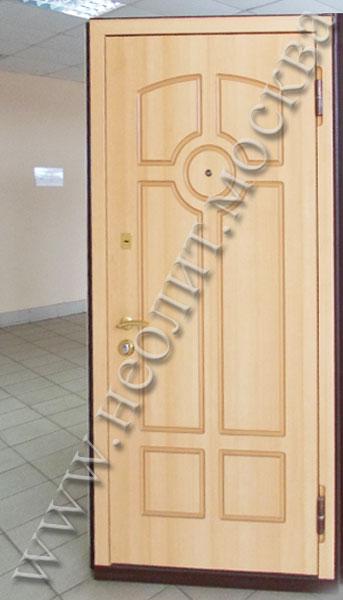 производим входные двери из металла завод московская область