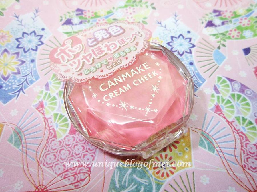 Canmake Cream Cheek Love Peach