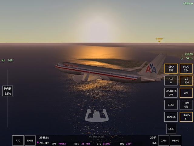 B767 Infinite Flight