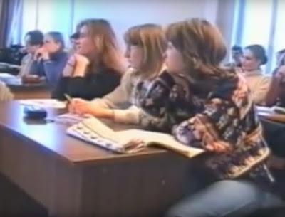 Старые видео лекции Асмолова по психологии в МГУ