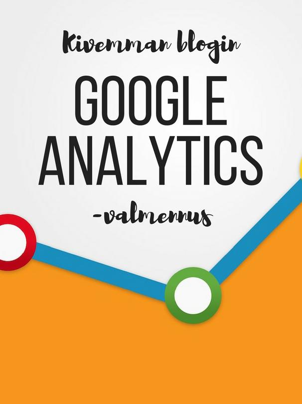 Kivemman blogin Google Analytics -valmennus
