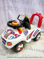 Ride-on Car Royal RY109S Police Hunter