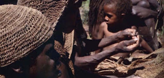 Nilai Budaya Magis Suku Mee Papua
