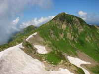 Гора Ачишхо - Кавказ, Красная Поляна