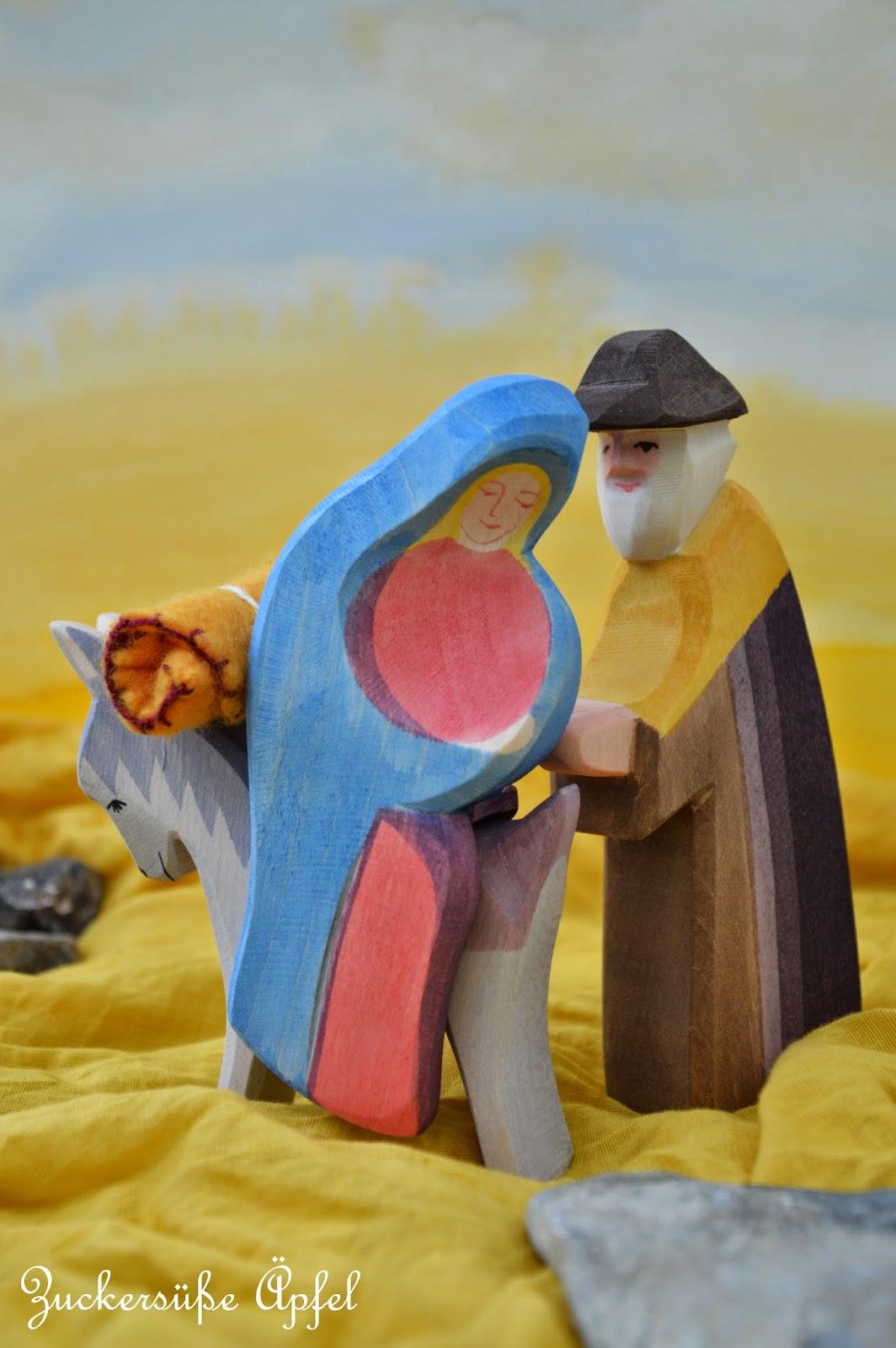 Unsere Weihnachtsgeschichte Mit Einer Wundervollen Ostheimer Verlosung Zuckersusse Apfel Kreativer Familienblog Und Reiseblog