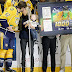 Carrie Underwood Celebrates Hubby Mike Fisher's 1000th NHL Game With Son