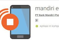 Cara Mudah Isi Ulang Emoney Dengan Android