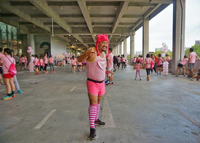 Hello Kitty Run, Gaya Lari Jepang yang Telah Diadopsi di Indonesia