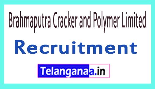 Brahmaputra Cracker and Polymer Limited BCPL Recruitment Notification