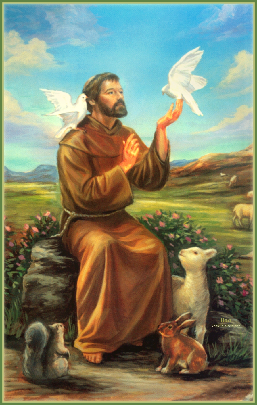 Prayers for Our Pets: Reminder: St  Francis' Feast Day