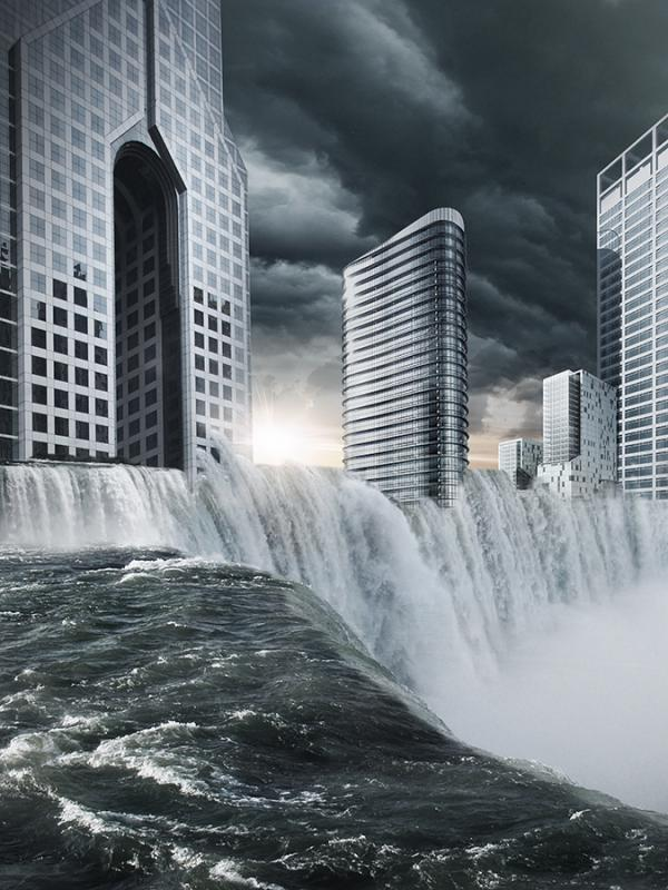 Fantasy Cityscape Photography By Alisdair Miller