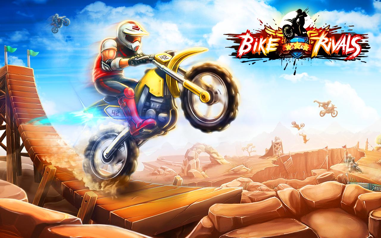 Bike Rivals Apk + Data for android