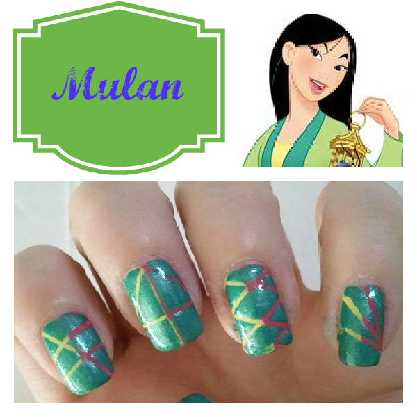 Disney Princess Inspired Nails - Viral pictures of the day ...