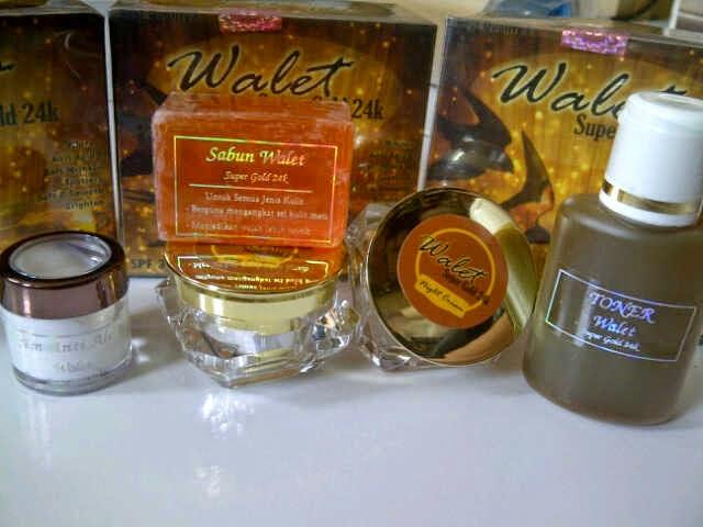 Walet Super Gold 24K Box Ekslusif