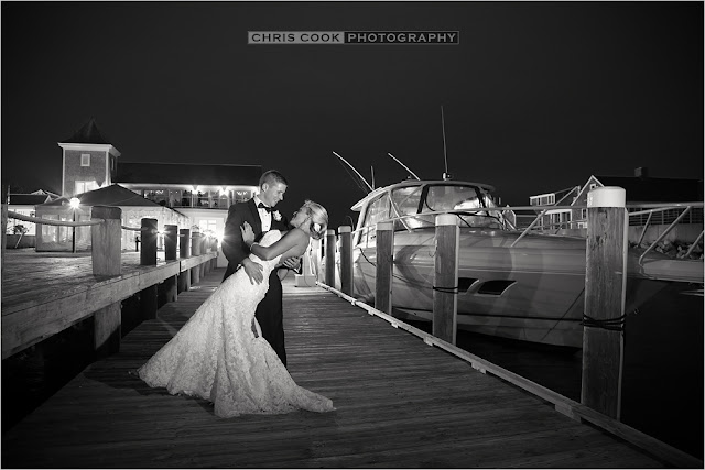 Cape Cod wedding blog photo from Chris Cook Photography about Amy & Brian – Wychmere Beach Club – Cape Cod Wedding