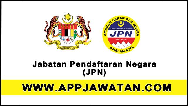 Jabatan Pendaftaran Negara (JPN)