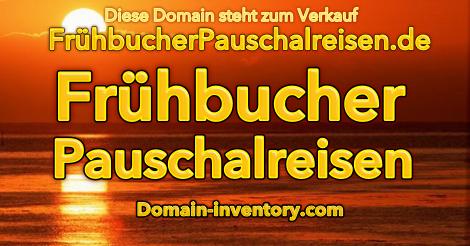FrühbucherPauschalreisen.de