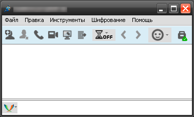 Текстовый чат в Jitsi