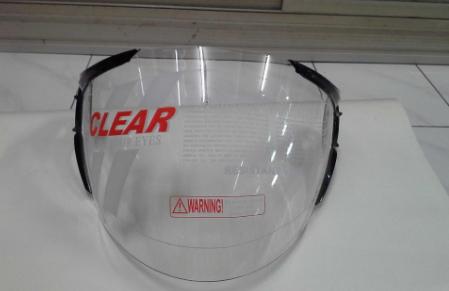 Cairan Pembersih Kaca Helm Yang Tepat