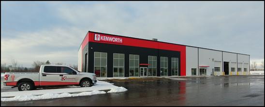 Kenworth Ontario - Peterborough